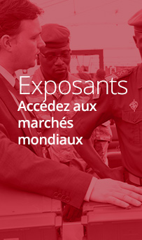Exposants - ShieldAfrica Salon International de la Sécurité et de la Défense