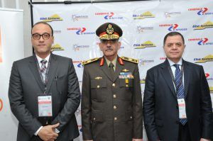 shieldafrica2019-official delegations patron des forces speciales egyptiennes