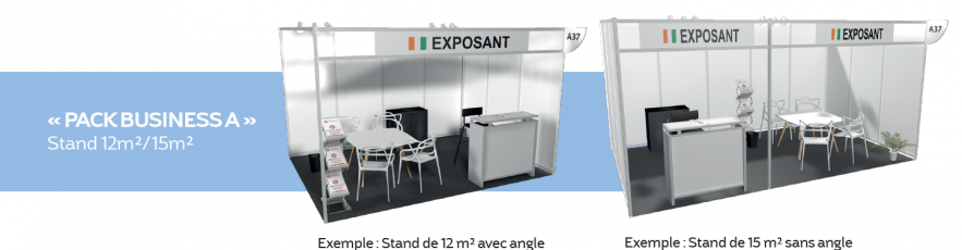 Stand Business A