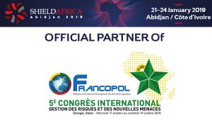 ShieldAfrica 2019 - Official partner EN FRANCOPOL - 700X400