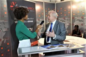 ShieldAfrica - Page contact Presse